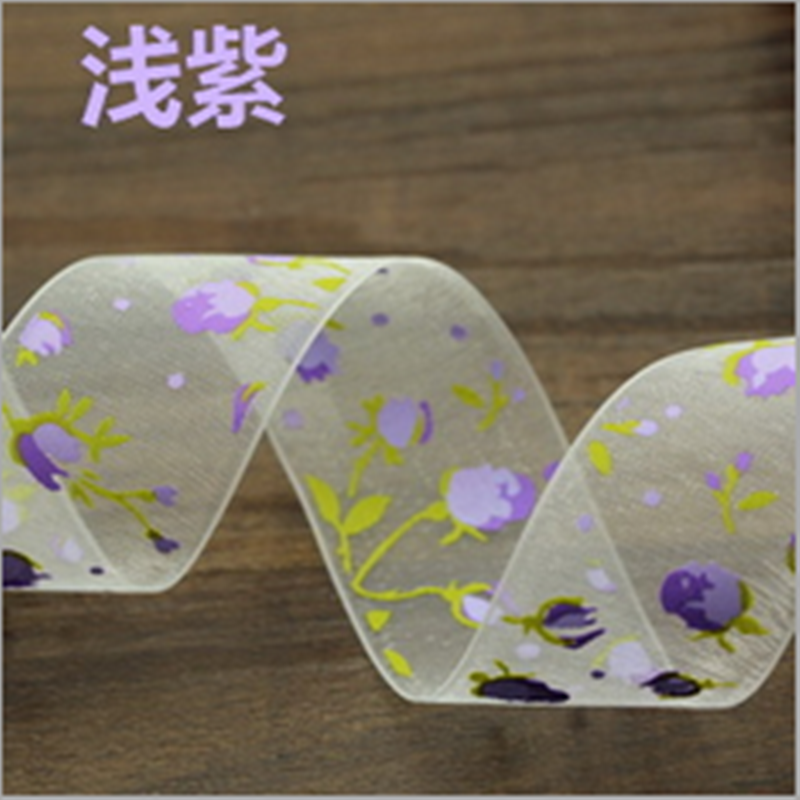 wide polyester printing satin webbing,printed ribbon for hair ties wholesale manufacture