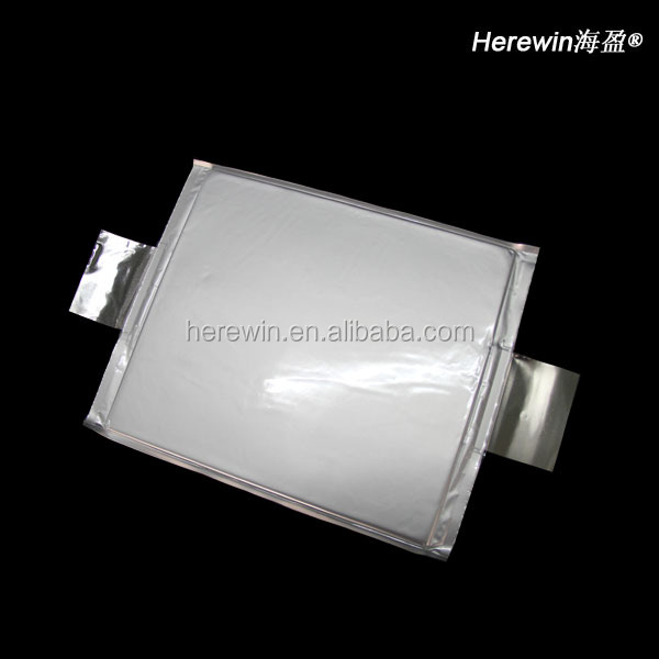 High capacity 3.7V 40Ah rechargeable lithium ion solar cell battery