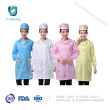 Disposable polyester anti static coat
