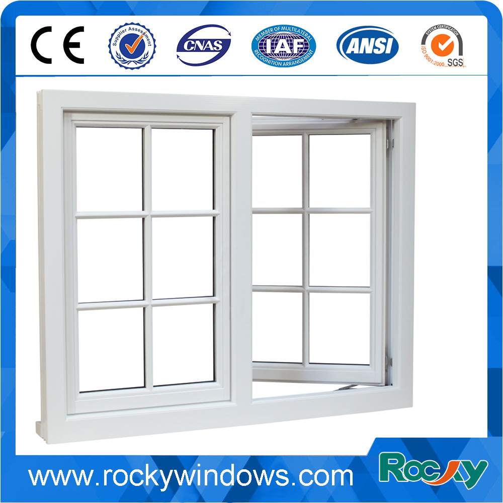 Germany accessories tilt and turn pvc window