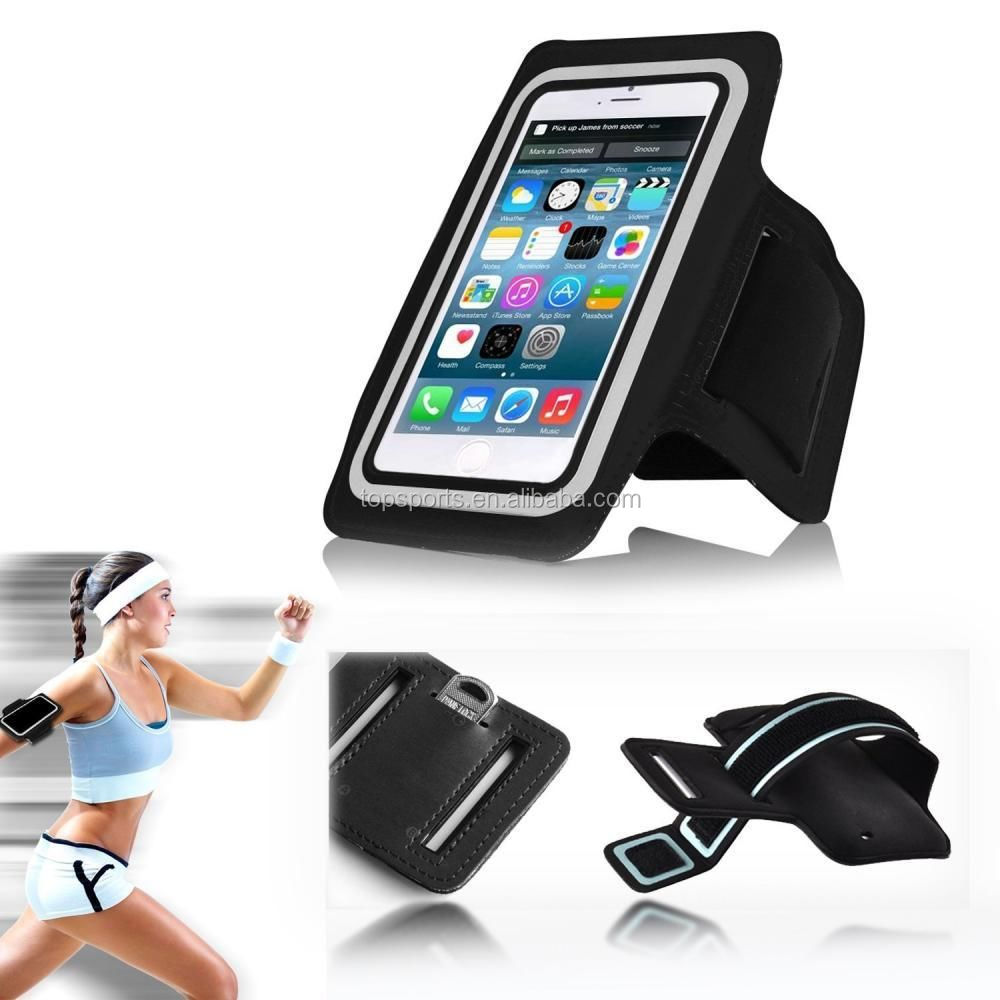 hot selling smartphone sport armbands case for mobile phone running accesory