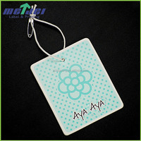 Fashional cardboard hangtag for clothing
