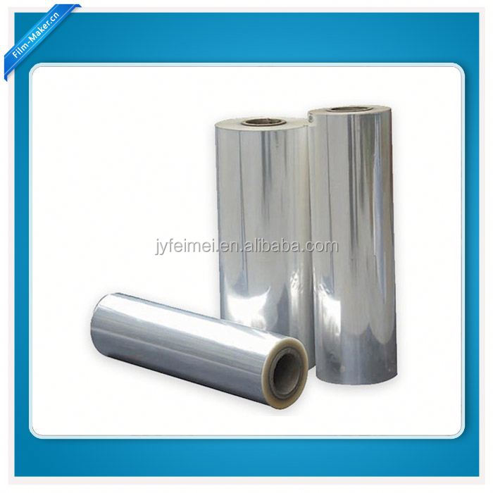 transparent roll soft pvc shrink film