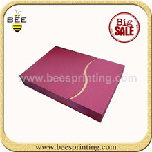 CMYK Printing PVC Gift Box, Make Up Boxes Online Market, Valentine Gift Box
