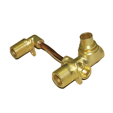 Copper Bend Pipe Fittings for Gas Water Heater