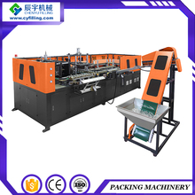 The best sellig extrusion pet single stage stretch blow moulding machine