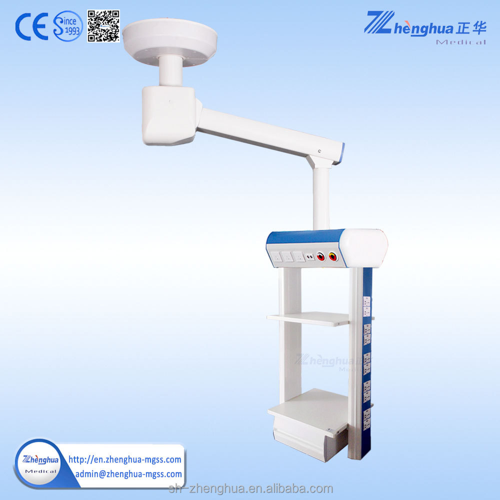 interlooking pendant detachable pendant medical gas pipeline system