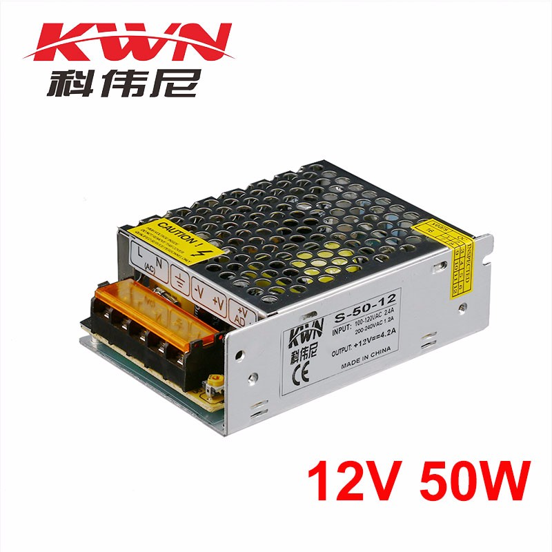 12v Switching Led Light Power Supply for Strip Light and Smart Camera