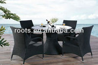 patio rattan garden leisure newly pattern furniture dining setting