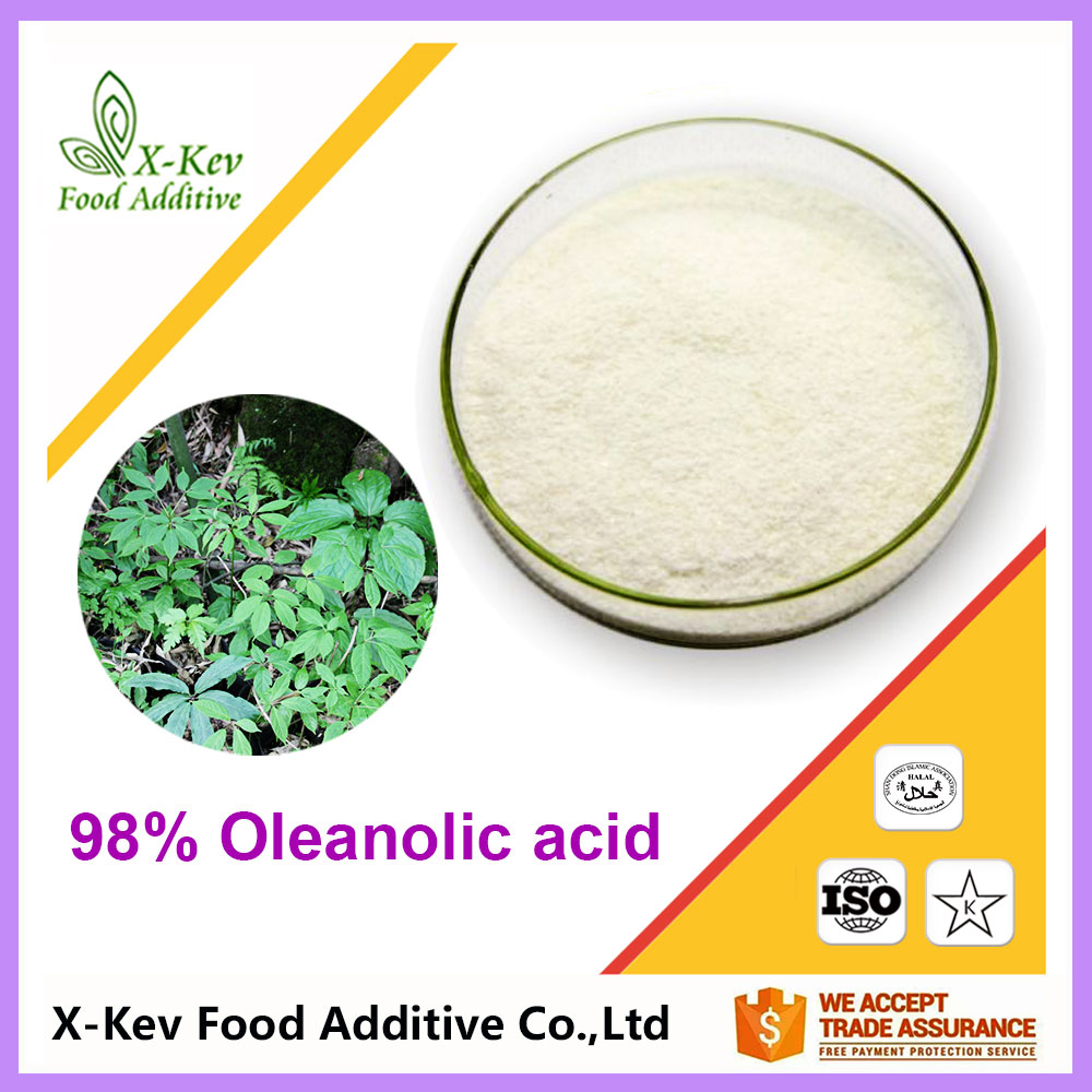 Pure Natural 98% Oleanolic acid Powder Nutrition Supplement