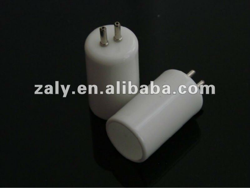 Alumina Ceramic UV Lamp Base and Holder