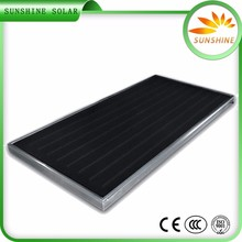 Sunshine Solar water heating panel price for flat solar collector