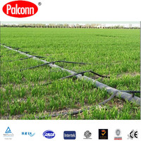 New Agricultural Technology of Drip Irrigation, PE Pipes and Fittings