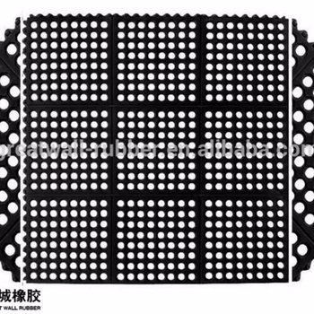 Great Wall Cheap price Interlocking garage Rubber floor Mats