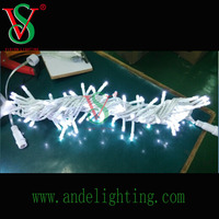 New Christmas ornament LED PVC cable copper branch string fairy light