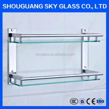 Good Quality Tempered Decorative Glass Shower Wall Panels Price