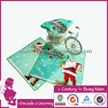 2017 hot special customized christmas festival design lovely digital printed hand towel low moq 100% cotton soft and comfortable