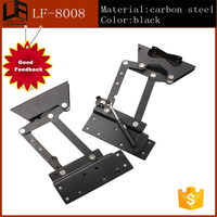 lift up coffee table mechanism ,table furniture hardware adjustable table height mechanisms