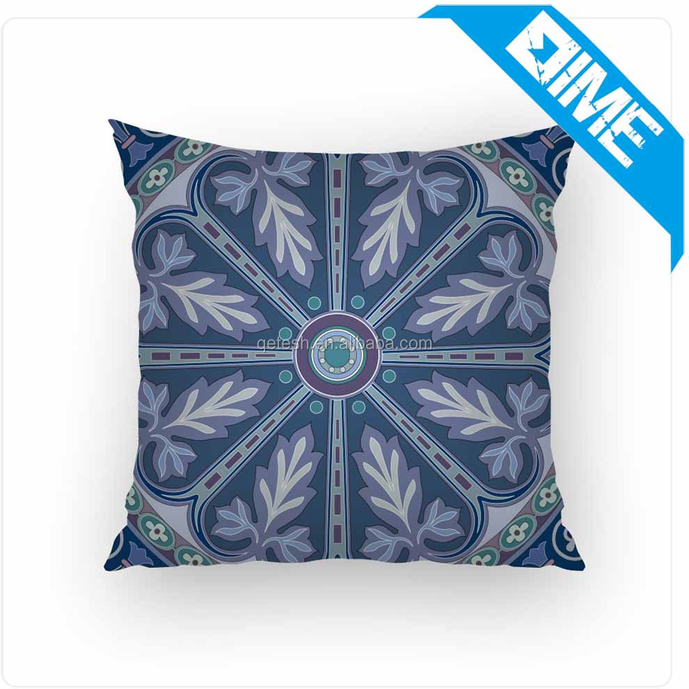 Throw Pillow Cases In Indian And Turkish Style For Home Decorative Custom Printed Cushion Cover ...