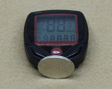 Hot Selling In Stock Bicycle Accessories Backlight LCD Bike Bicycle Computer Odometer Speedometer