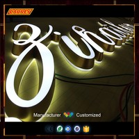 Productos 2016 wedding party led acrylic decor light up sign