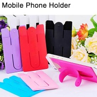 Removable Mobile Phone Silicone Holder