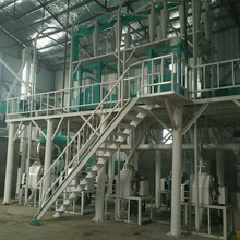 full set wheat flour mill production line /30ton flour milling machines for sale