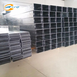 Factory supply Galvanized sheet metal cable tray