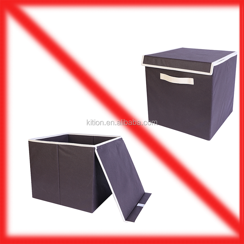 2017 hot sale non woven cardboard drawer storage box