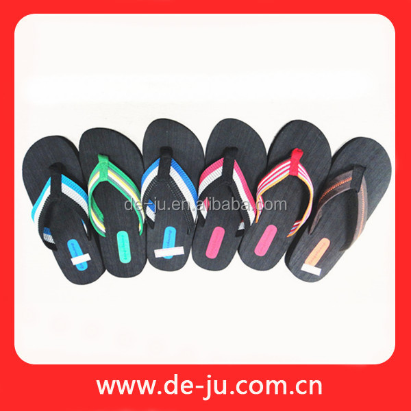 Children PVC Guest Fashion Nude Beach Slippers