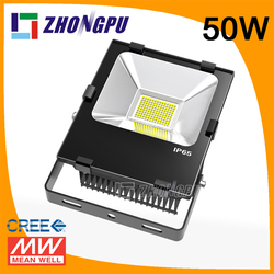 Powerful Solar LED Flood Lights Ultra Slim 10W 20W 30W 50W Outdoor LED Flood Light