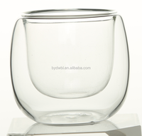 Cheap Double Wall Glass Cup In