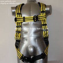 Safety equipment EN 361 fall protection safety harness parts name