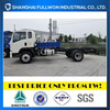 SINO New Design HOWO 4x2 8 ton Rigid Light Truck Chassis