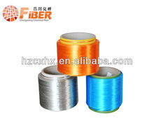 FDY polyester yarn trilobal bright or semi dull factory in China