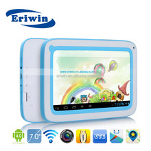 Kids Allwinner A23 processor speed 1.2GHz 7 inch android sim wind 8 tablet