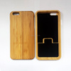 2015 natural bamboo phone case for iphone 6s