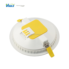 vmax lighting replaceable led downlight 12w panel light