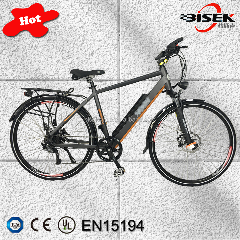 City style electric bicycle Rear motor e bike from China with <strong>CE</strong>