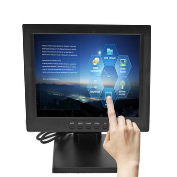10,1 zoll wasserdichte LCD kleine kapazitiven touch screen monitor mit USB Powered