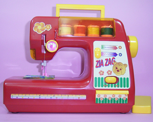 Zig zag battery operated machine coudre autres jouets loisirs id de produit 11567773 french - Machine a coudre point zig zag ...
