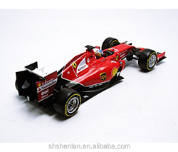 Promotional gifts, scale 1:18, die cast mini F1 racing car model