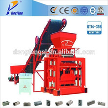 QTJ4-35 cheap manual brick machine price / china bricket machine for sale