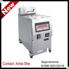 broasted chicken machine/open fryer/electric open fryer