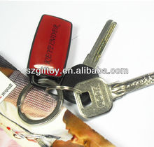 Whistle key finder with key chain