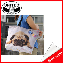 Dogs Designs Soft Women's Girls's Shopping Bag