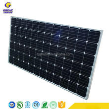 New design 300 watt solar panesolar panel monocrystalline 300w power flexible solar panel 180w soft solar panel