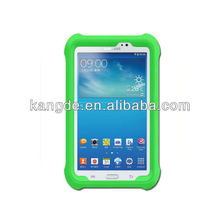 kids friendly silicon rugged case for Samsung Galaxy Tab 3 7.0 case for Samsung Galaxy Tab3 7.0