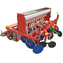 Hot sale 14 rows tractor mounted Wheat seeder wheat planter