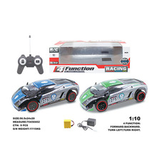 Radio Control Car 1:10 Racing RC Car Whit Battery Charger